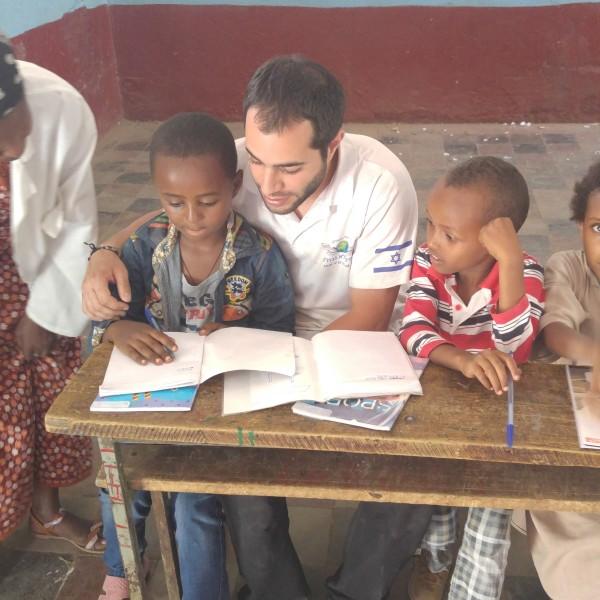 גונדר,אתיופיה | אפריל