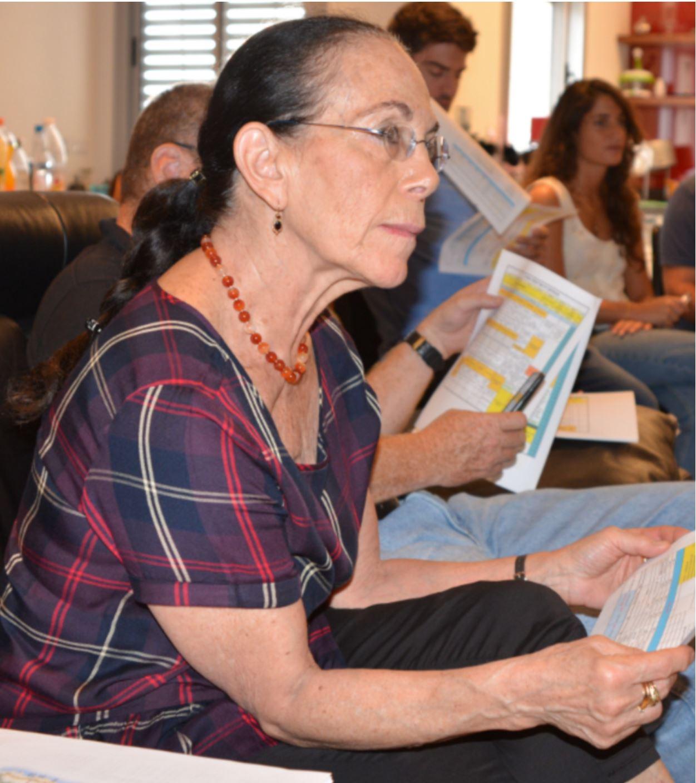 שופטת העליון (בדימוס) הגב' איילה פרוקצ'יה