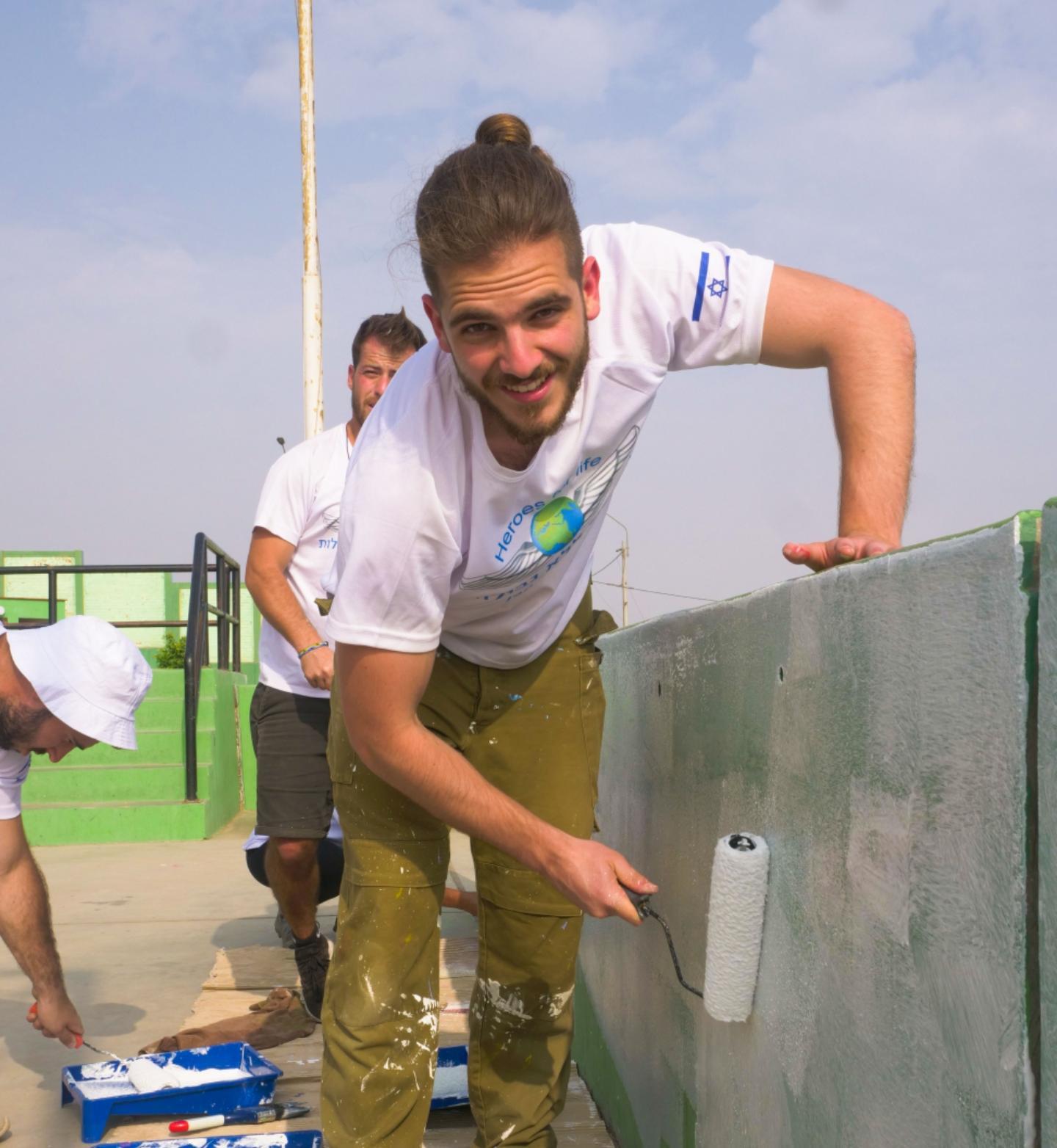 קרית שמונה, ישראל | ספטמבר (ההרשמה נסגרה)